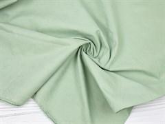 Курточная ткань с велюровым эффектом, Минт - фото 12469