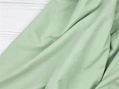 Курточная ткань с велюровым эффектом, Минт - фото 12470