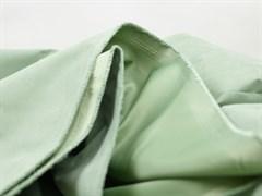 Курточная ткань с велюровым эффектом, Минт - фото 12472