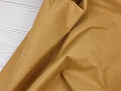 Курточная ткань с велюровым эффектом, Кэмел - фото 12475