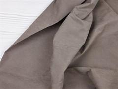 Курточная ткань с велюровым эффектом, Капучино - фото 12480