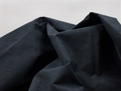 Курточная ткань с велюровым эффектом, Черный