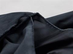 Курточная ткань с велюровым эффектом, Черный - фото 12487