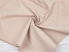 Курточная ткань с велюровым эффектом, Пудра - фото 12494