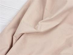 Курточная ткань с велюровым эффектом, Пудра - фото 12495