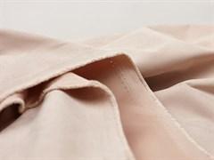 Курточная ткань с велюровым эффектом, Пудра - фото 12496
