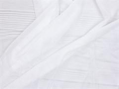 Стрейч сетка NUDE, белый - фото 12508