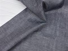 Подкладочная ткань джинсу черная