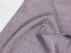 Подкладочная ткань серо-розовая