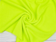 Бифлекс матовый жатка, желтый неон - фото 12748