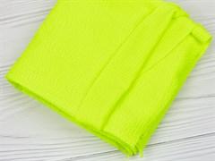 Бифлекс матовый жатка, желтый неон - фото 12751
