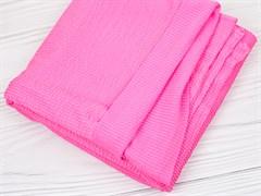 Бифлекс матовый жатка, розовый неон - фото 12752