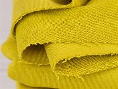 футер 3х нитка петля Желтый Карри - фото 12964