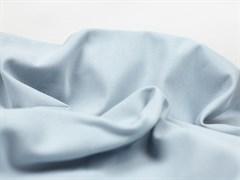 Деним с велюр эффектом, голубой - фото 13001