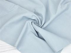 Деним с велюр эффектом, голубой - фото 13004