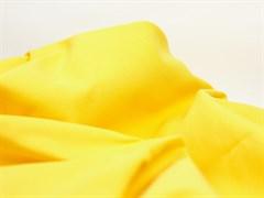 Деним с велюр эффектом, желтый - фото 13013