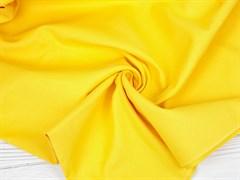 Деним с велюр эффектом, желтый - фото 13015