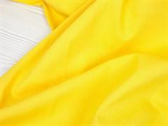 Деним с велюр эффектом, желтый - фото 13016