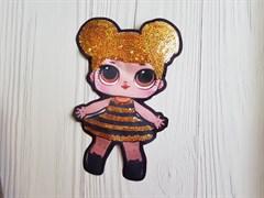 Термоаппликация, Кукла Лол