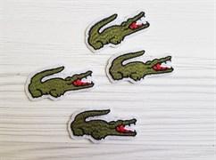 Термоаппликация, Крокодил