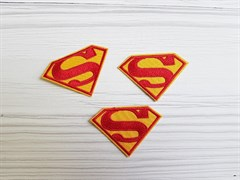 Термоаппликация, Superman