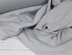 Интерлок однотонный, серый