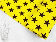Рибана Звезды на желтом