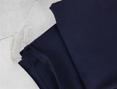 Темно-синий, футер