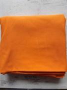футер - оранжевый