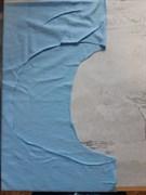 кулирка флам - голубая