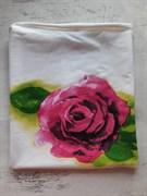 футер - панель роза