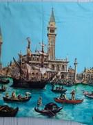 Кулирка с лайкрой  - венеция
