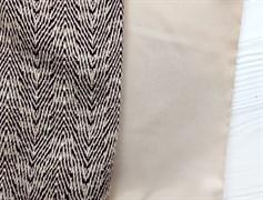 Подкладочная ткань БЕЖ - фото 9062