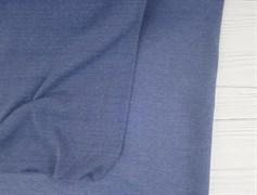 Кашкорсе плотное, Голубой меланж - фото 9394