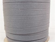 Шнур 1,2см - Серый - фото 9823