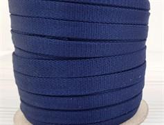 Шнур 1,2см - Синий - фото 9831