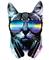 ТТ Кот в очках - фото 7180