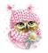 ТТ Сова в шапке - фото 7207